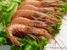 Langostino N.1 (Estuche 2 Kg.)